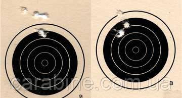Пристрелка винтовки Crosman Marauder