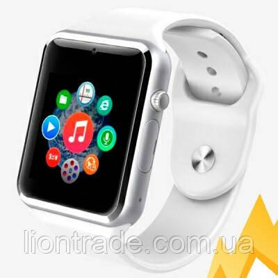 UWatch Умные часы Smart A1 Turbo White