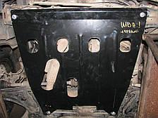 Защита двигателя Chevrolet Aveo (2002-2012) шевроле авео