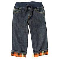 Детские джинсы для мальчика. 12-18 месяцев