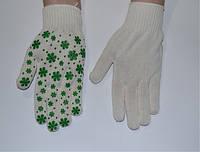 Перчатки нейлоновые «ЦВЕТОК»