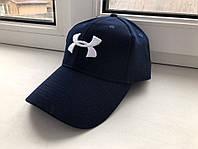 Мужская кепка Under Armour, темно-синяя