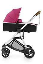 Универсальная коляска 2 в 1 «BabyStyle» Oyster Zero, цвет Wow Pink (OZEWOPI/MAXCCBL/O2CCCPWPI)