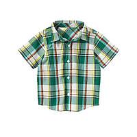 Летняя рубашка для мальчика 12-18, 18-24 месяца