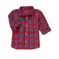 Рубашка для мальчика. 12-18 месяцев