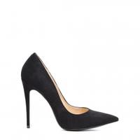Туфли женские на шпильке 35-40 чёрные