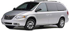 Защита двигателя на Dodge Caravan (2001-2008)
