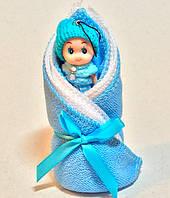 Оригинальный Сувенир Подарочное Полотенце Салфетка Куколка