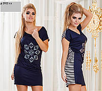Платье турецкое женское 2922 гл
