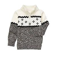 Детский свитер для мальчика. 18-24 месяца