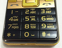 Бабушкофон на 2 сим-карты С огромной батареей и динамиком для людей с плохим зрением
