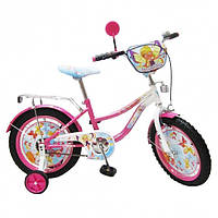 """Велосипед детский Tilly 16"""" T-21621 Pink"""