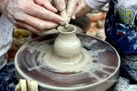 Материалы гончарного производства