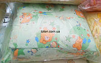 Защита для детской кроватки Мишки и пчёлки