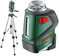 Лазерный нивелир BOSCH PLL 360 + штатив TT 150