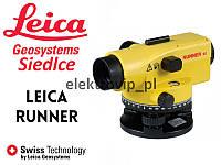 Оптический нивелир Leica RUNNER 20