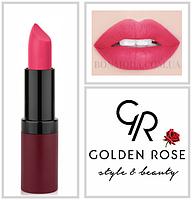 Матовая Помада Golden Rose 4 Velvet Matte № 04, фото 1