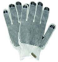 Перчатки трикотажные Sigma с точечным ПВХ покрытием (9221031)