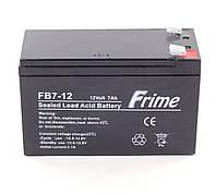 Аккумуляторная батарея Frime FB7-12 AGM VRLA