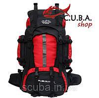 Рюкзак туристический V-65+10л каркасный TREKKING 112 COLOR LIFE, фото 1