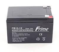 Аккумуляторная батарея Frime FB12-12 AGM VRLA
