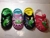 Обувь летняя для лдетей Кроксы арт. Т120 (24-29)