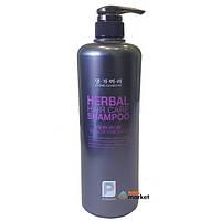 Кондиционеры для волос Daeng Gi Meo Ri Профессиональный шампунь Daeng Gi Meo Ri Professional Herbal Hair Shampoo Для окрашенных волос 1000 мл