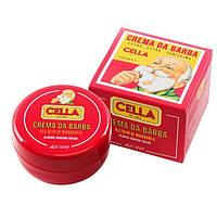 Мыло для бритья Cella Milano с маслом миндаля 150 мл