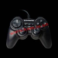 Геймпад STEELSERIES PC Controller 3GC , черный. 12 полностью программируемые кнопок, два эле (69001)