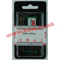 Оперативная память Goodram 4Gb DDR3 1333MHz for Apple iMac W-AMM13334G GOODRAM (W-AMM13334G)