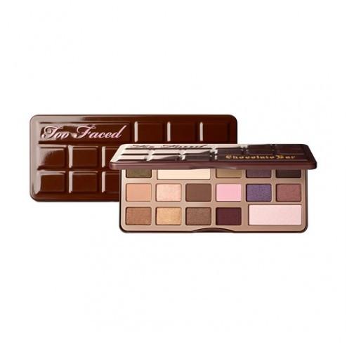 Палетка теней Too Faced Chocolate Bar Eyeshadow Palette