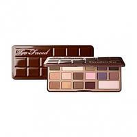 Палетка теней Too Faced Chocolate Bar Eyeshadow Palette, фото 1