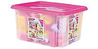 Конструктор в коробке для девочек серии Blocks Wader (41280), 132 елемента.