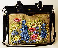Женская сумка саквояж Фантазия