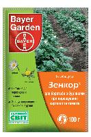 Гербицид ЗЕНКОР - 100 гр.