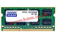 Оперативная память GOODRAM SO-DIMM DDR3-1600 8Gb for Apple iMac (W-AMM16008G)
