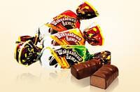 Цукерки шоколадний блюз з ароматом Амаретто 3 кг. ТМ ЗКФ
