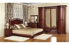Мебель для спальни в классическом стиле из массива дерева  Кристина РКБ-Мебель цвет на выбор, фото 3