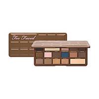 Палетка теней для век Too Faced Semi-Sweet Chocolate Bar