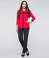 Брючный деловой женский костюм модель ПА- 358720-16