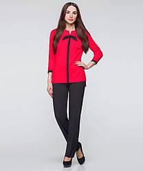 Брючный деловой женский костюм модель ПА- 358720
