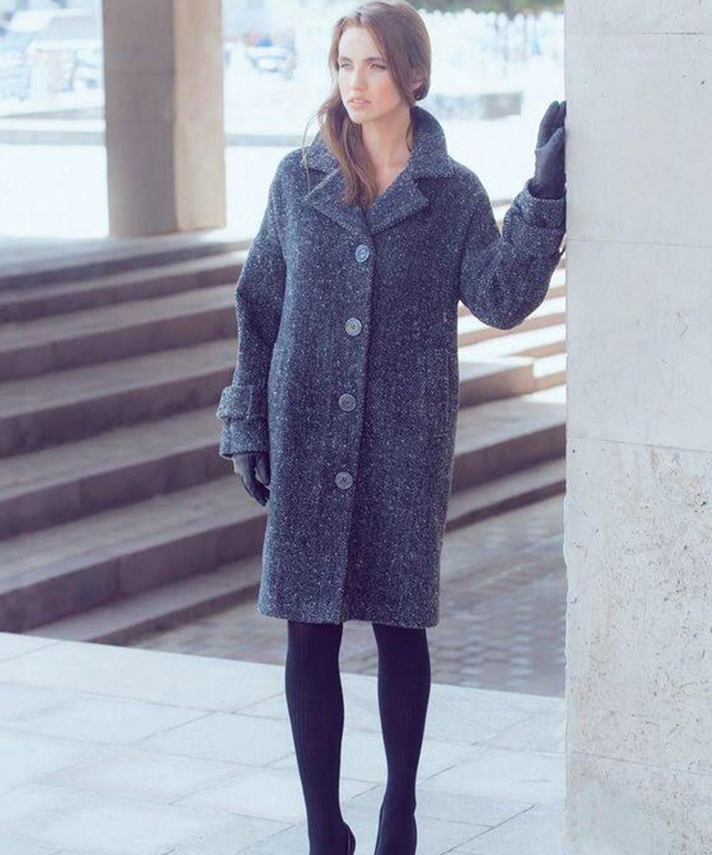Пальто женское демисезонное Almatti модель Д-209