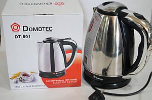 Дисковий електрочайник Domotec DT-801 2200w