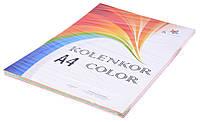 Бумага офисная цветная A4 Mix 10 цветов