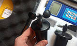Чашечный анемометр SR5836C (АМ4836С)(0.4-45мс)с флюгером и компасом.С опр. объёма возд. потока и напр. ветра, фото 6