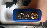 Чашковий анемометр SR5836C (АМ4836С)(0.4-45мс)з флюгером і компасом.З опр. обсягу повітр. потоку і напр. вітру, фото 7