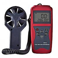 Анемометр крыльчатый Starmeter AM841( TAM841 ) (0,4-30 м/с; -10ºC до +50ºC)  с определния объёма возд. потока, фото 1