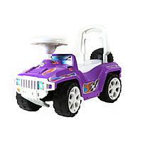 Каталка Джип Орион 419, фиолетовый, 64x39х30,5 см