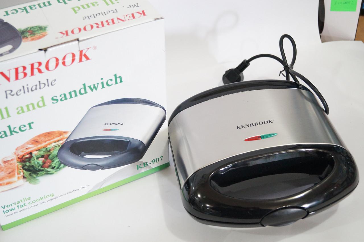 Сэндвичница -гриль  Kenbrook KB- 907