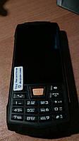 """Противоударный смартфон HuntFox F1000 black черный IP68 Рация,кнопки+сенсор (2SIM) 3,5"""" 1/8GB 2/5Мп Гарантия!"""
